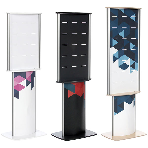 Meridian Retail Display Small, Medium and Large Sizes