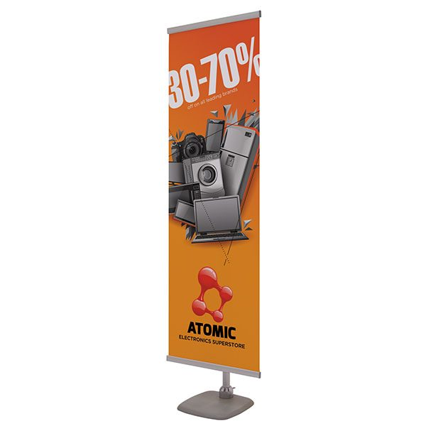 Sidekick Banner Display Kit Banner Stands