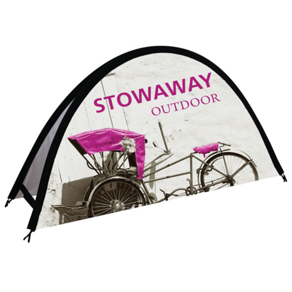 Stowaway Outdoor Sign Large