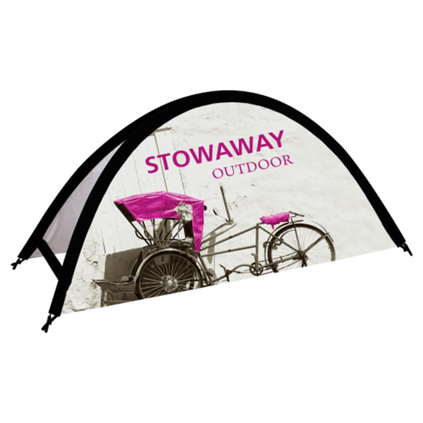 Stowaway Outdoor Sign Small