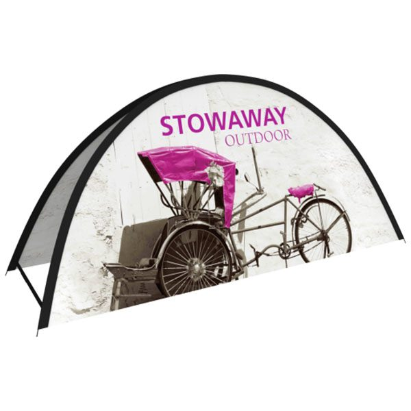 Stowaway Outdoor Sign X-Large