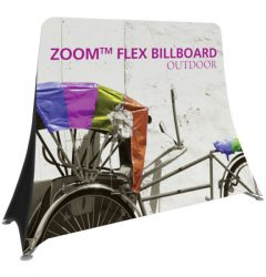 Zoom Flex Outdoor Billboard Display
