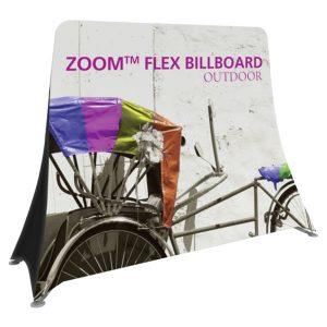 Zoom Flex Outdoor Billboard Display