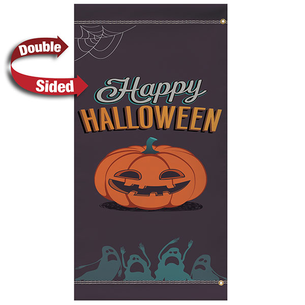 """24"""" x 60"""" Vinyl Boulevard Banner Stand Double Sided"""