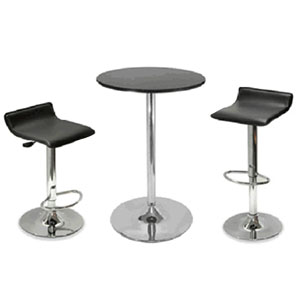 Branded Event And Meeting Structures Furniture Bistro Table And Chairs
