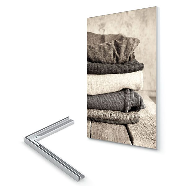 Charisma Mini SEG Fabric Frames Tension Fabric Frame Systems, Frame And Graphics