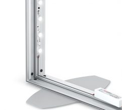 Charisma SEG Light Boxes Double Sided Frame And LED Strip Lights