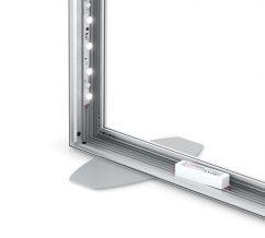 Charisma SEG Light Boxes Single Sided Frame And LED Strip Lights