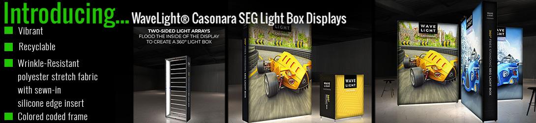 Introducing Wavelight Casonara SEG Light Box Displays