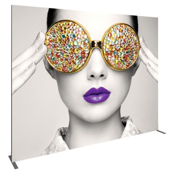 Vector Frame Rectangle 05 Fabric Banner and Backwall Displays