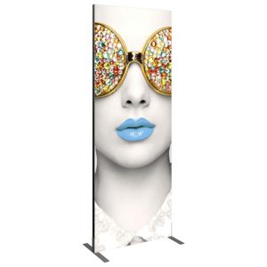 Vector Frame Rectangle 06 Fabric Banner and Backwall Displays