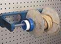 Wire Dispenser Merchandiser Displays