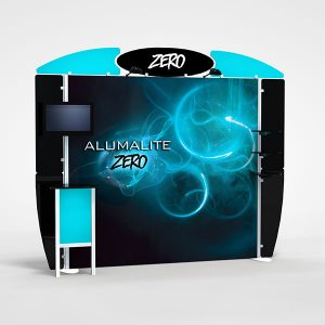AZ2 10' Alumalite Display - Hardware Only