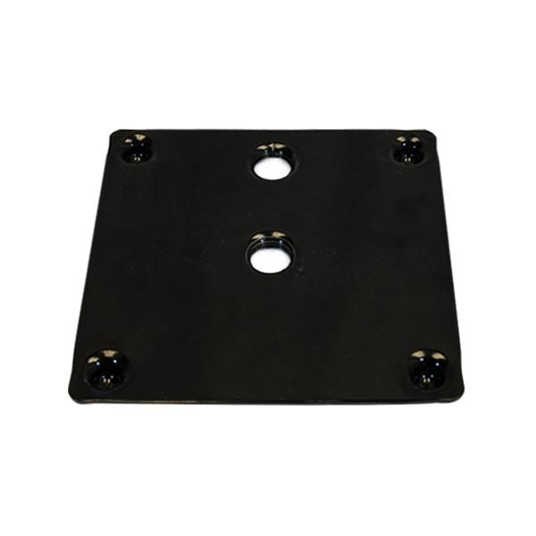 24″ x 24″ Screw-In Base For 12' Uprights
