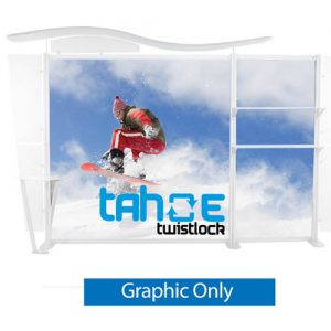 Tahoe Hybrid Twistlock (13FT Arch) - Graphic Only