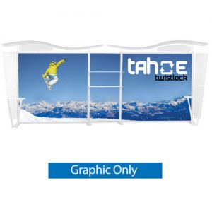Tahoe Hybrid Twistlock (20FT Arch) - Graphic Only