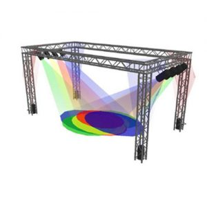 10x20 Trade Show Truss Booth