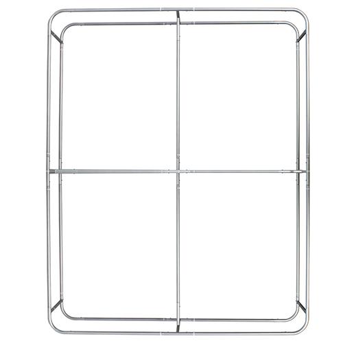 8' x 10' Wallbox Tension Fabric Backwall Display - Hardware Only