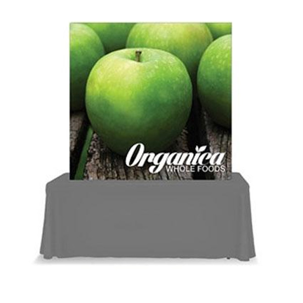 Ready Pop - 5 FT Straight Table Top Trade Show Display