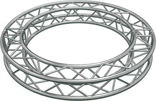 F34 Circular Square Truss Ring - C5-45 (16.40 ft Diameter)