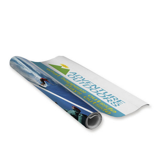 Four Season Dual Track Banner Display - Graphic Only