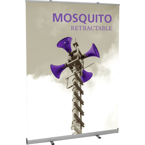 Mosquito 1500 Retractable Banner Stand - Graphic Only