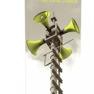 Orient 920 Retractable Banner Stand - Graphic Only