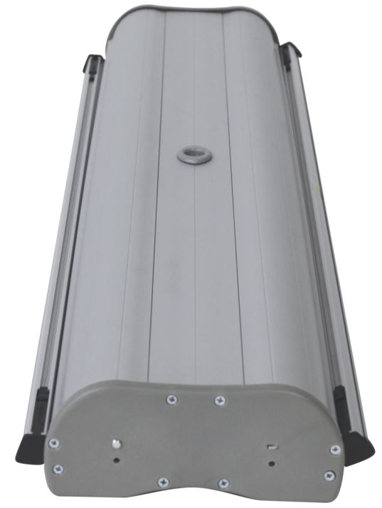 Orient 800 Double Sided Retractable Banner Stand - Hardware Only