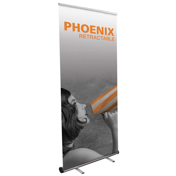 Phoenix 850 Retractable Banner Stand - Graphic Only