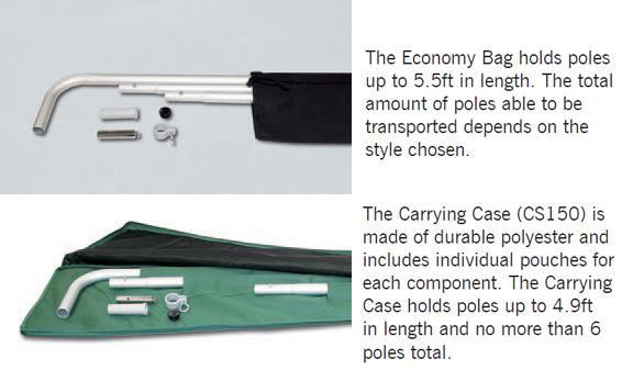 Portable Flag Pole - No Arm
