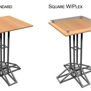 Orbital Express Truss Podiums - Square
