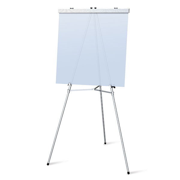 Aluminum Flip Chart And Display Easel Presentation Tools Lightweight Aluminum Alloy Construction