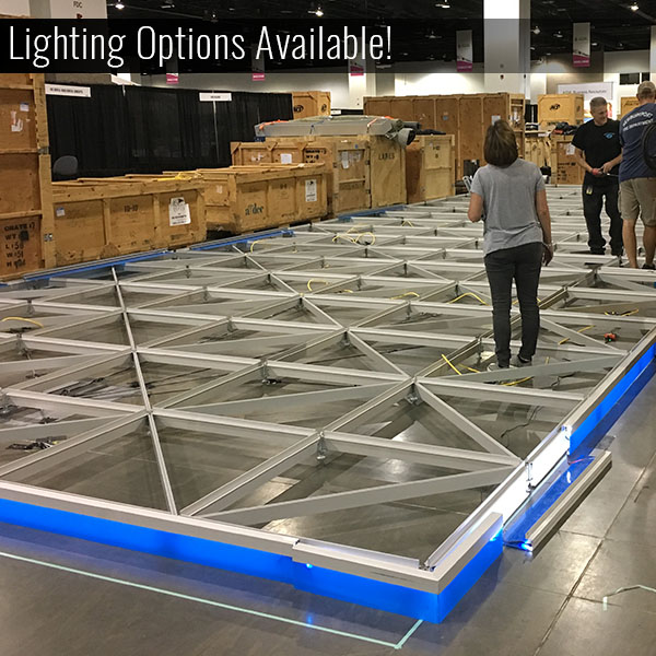 A&P Lighting Options Available