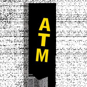 Bowflag® Stock Design ATM Flag Banner