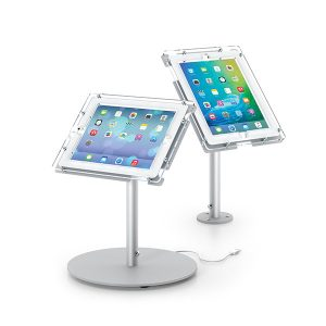 Classic Counter Top Wall iPad Stand