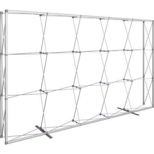 Embrace 12ft Push-Fit Tension Fabric Display Hardware