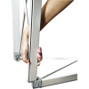 Embrace 8ft Full Height Push-Fit Tension Fabric Display