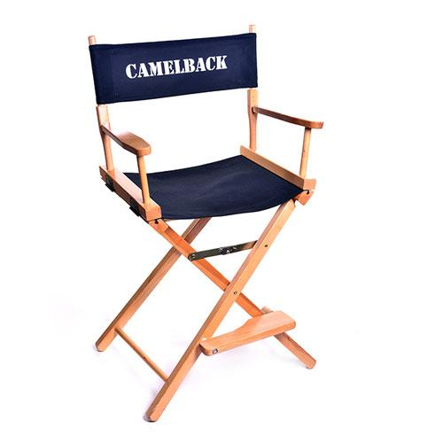 """24"""" Gold Medal Contemporary Director Chair - DO NOT PUBLISH"""