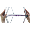 HopUp 13ft Tension Fabric Display (5x4)