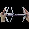HopUp 13ft Tension Fabric Display Hardware (5x4)