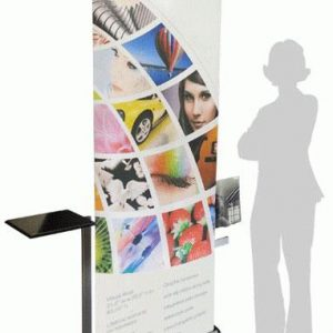 Imagine Retractable Banner Stand Replacement Graphic