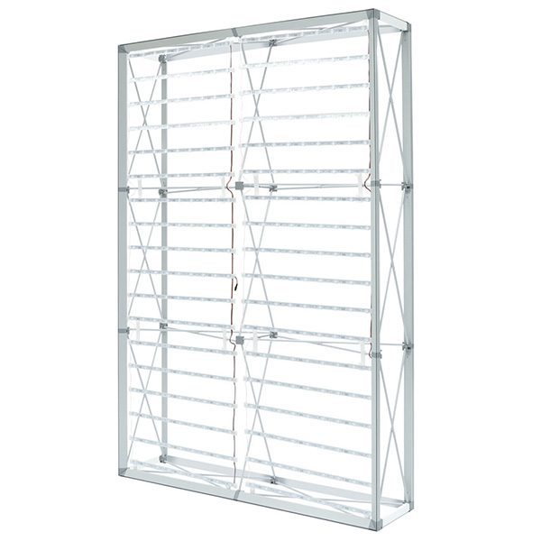 Lumiere Light Wall 5ft x 7.5ft Hardware