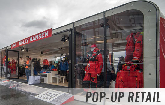 Mobile Pop-Up Retail