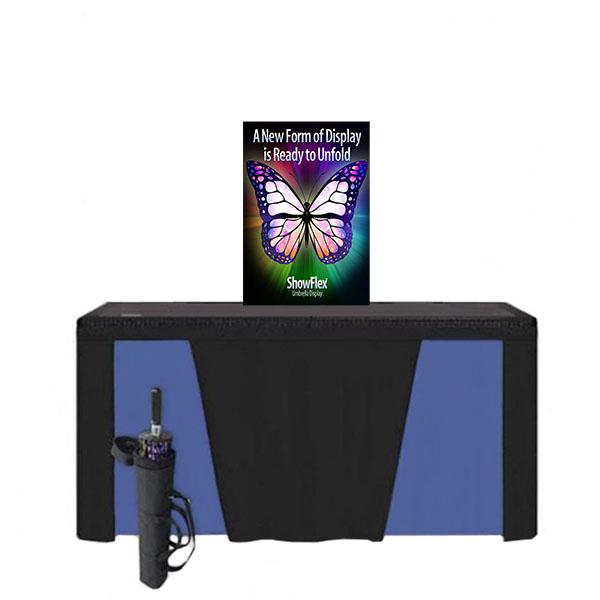"Showflex Tabletop Display A Series 21""W x 32""H"
