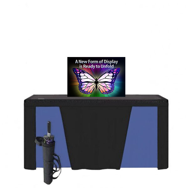 "Showflex Tabletop Display A Series 32""W x 21""H"