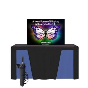 "Showflex Tabletop Display B Series 45""W x 30""H"