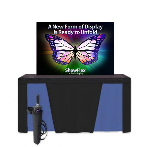 "Showflex Tabletop Display C Series 57""W x 38""H"