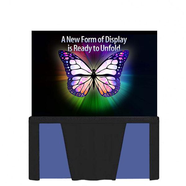"Showflex Tabletop Display E Series 70""W x 46""H"