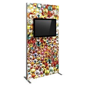 Vector Frame Dual Monitor Kiosk-02