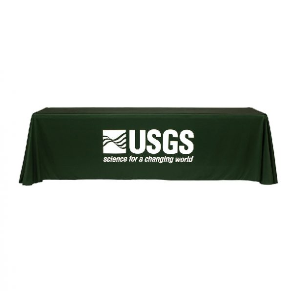 Wyndham Standard Thermo Print Table Throw Cover